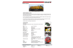 Disab Centurion - Model LN10 - Truck Mounted Vacloader - Datasheet