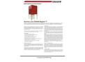 Disab BagVAC - Semi-Mobile, Electrical Powered Vacuum Unit - Data Sheet