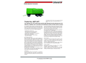 Disab TrailerVAC - Model SET-20T - Semi-Mobile Electrical Powered Vacloader - Datasheet