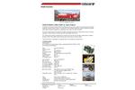 Disab Centurion - Model LN30 ADR - Complete Semi-Trailer Mounted Material Handling Unit - Datasheet