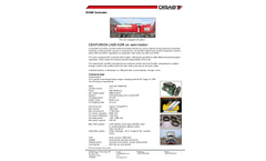 Disab Centurion - Model LN30 ADR - Complete Semi-Trailer Mounted Material Handling Unit - Datasheet