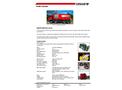 Disab Centurion - Model LN14 - Truck Mounted Vacloader - Datasheet