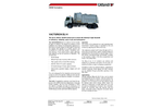 Disab Vacturion - Model DL14 - Truck Mounted Vacloader - Datasheet