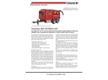 Disab TrailerVAC - Model SDT-10T/SDTX-10 - Semi-Mobile Diesel Powered Vacloader - Datasheet