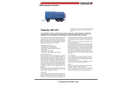Disab TrailerVAC - Model SDT-20T - Semi-Mobile Diesel Powered Vacloader - Datasheet