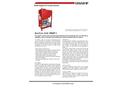 Disab - Model SEBF-I - Semi-Mobile, Electrical Powered Vacuum Unit - Datasheet