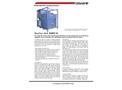 Disab - Model SEBF-III - Semi-Mobile, Electrical Powered Vacuum Unit - Datasheet
