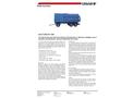 Disab Vacturion - Model TD8 - Semi-Mobile, Diesel Powered Vacloader - Datasheet