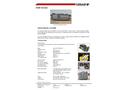 Disab Centurion - Model LN14RR - Semi-Mobile Vacloader - Datasheet