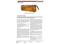 Disab Vacturion - Model TD5RR - Semi-Mobile Diesel Powered Vacloader - Datasheet
