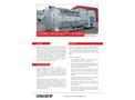 Disab Centurion - Model LN10RR - High Suction Capacity Vacuum Unit - Datasheet