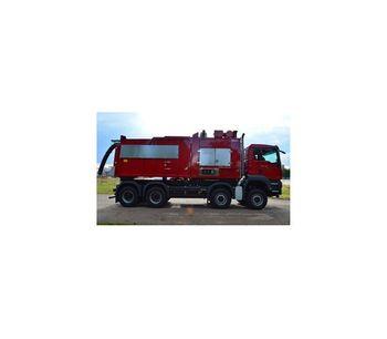 Disab Centurion - Model LN14 - Truck Mounted Vacloader
