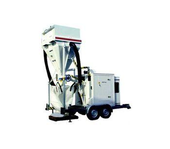 Semi-Mobile, Diesel Powered Vacloader-1