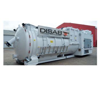 Disab Centurion - Model LN10RR - Semi-Mobile Vacloader