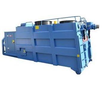 Disab RoRoVAC - Model SEL - Semi-Mobile Electrical Powered Vacloader