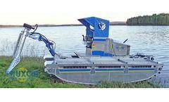 Truxor - Model DM 5000 - Lake Clearing Machine