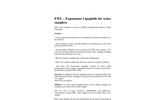 EWL-Tox - Exposmeter Lipophilic Toxicity for Water - Brochure