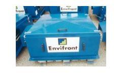 ITK Envifront - Model PFMS - Industrial Dust Collector Cassette Filter