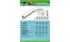 Neter - Model 12 to 36 - Food Waste Composter- Brochure