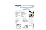 Spectrex - Model AS-350 - D.C. Input Pump – Brochure