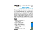Spectrex - Model HPC 600 - Airborne Particle Counter – Brochure