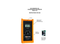 Spectrex - Model A-22 - Rugged and Versatile Ozone Sensor – Manual