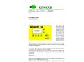 ROBOT 90 - Control Box. - Brochure