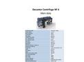 Marinflocs - Model NF 6 - Decanter Brochure
