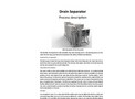 Marinfloc - Deck Drain Separator Brochure