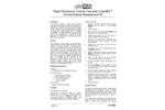LumoStix - Light Swaber Environmental Assessment Kit Brochure