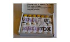 Aboatox - Model 1243-500 - Bio Toxkit