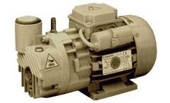 Dekker DuraVane - Model RVL003H - Lubricated Rotary Vane Vacuum Pumps