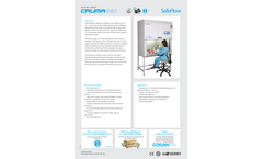 Cruma SafeFlow - Microbiological Safety Cabinets Brochure