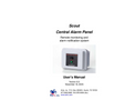 Scout Central - Central Alarm Panel User Manual