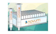 Novum - Simplified Liquid Extraction (SLE) Tubes