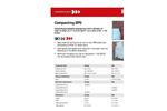 Model SK120 - Screw Compactor Datasheet