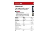 RUNI - Model SK370 - Screw Compactor Brochure