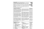 Model 821S 10 - Calibration Gas Divider Brochure