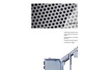 Model SS - Spiral Screen - Brochure