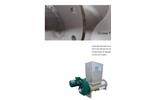 Mellegard & Naij - Model SP - Screw Press- Brochure