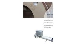 Mellegard & Naij - Model RP - Ram Hydraulic Conveyor Press - Brochure