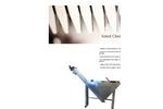 Mellegard & Naij - Model SA - Sand Classifier Brochure