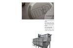 Mellegard & Naij - Model CU - Mechanical Pre-Treatment Combi System Brochure