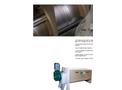 Mellegard & Naij - Model QS - Screw Disc Press - Brochure