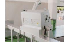 Mellegard & Naij - Model CO - Spiral Conveyor