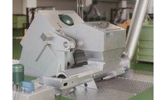 Mellegard & Naij - Model RP - Ram Hydraulic Conveyor Press