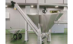 Mellegard & Naij - Model ST - Sand Washer
