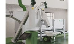 Mellegard & Naij - Model CU - Mechanical Pre-Treatment Combi System