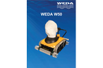Weda - Model W50 - Fully Automatic Cleaner for Rectangular Pools - Brochure