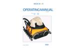 Weda W50R Swimming Pool Cleaner - Operating Manual